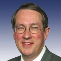 Author Bob Goodlatte