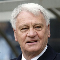 Author Bobby Robson