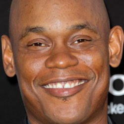 Author Bokeem Woodbine