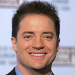 Author Brendan Fraser