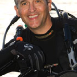 Author Brian Skerry