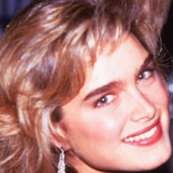 Author Brooke Shields