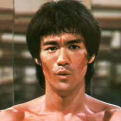 Author Bruce Lee