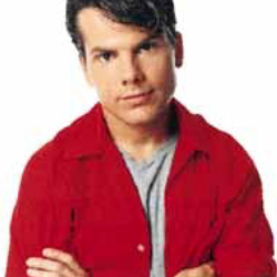 Author Bruce McCulloch
