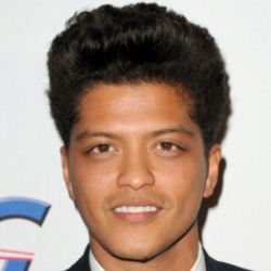 Author Bruno Mars