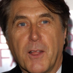 Author Bryan Ferry