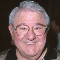 Author Buddy Hackett