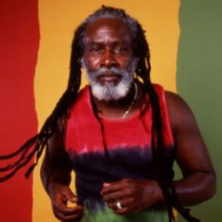 Author Burning Spear