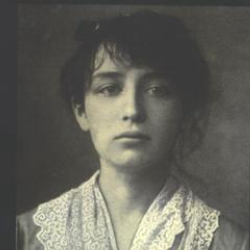 Author Camille Claudel