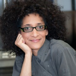 Author Carla Hall
