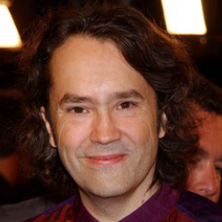 Author Carter Burwell