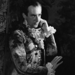 Author Cecil Beaton