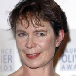 Author Celia Imrie