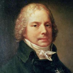 Author Charles Maurice de Talleyrand