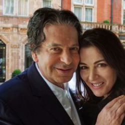 Author Charles Saatchi