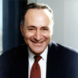 Author Charles Schumer