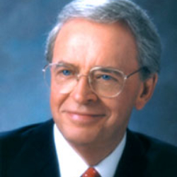 Author Charles Stanley