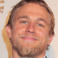 Author Charlie Hunnam