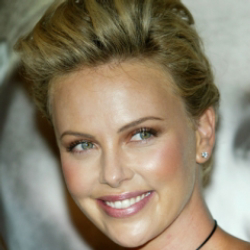 Author Charlize Theron