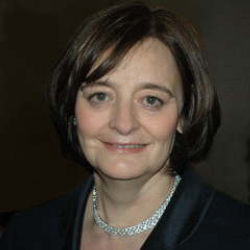 Author Cherie Blair