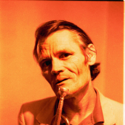 Author Chet Baker