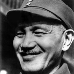 Author Chiang Kai-shek