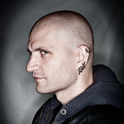 Author China Mieville