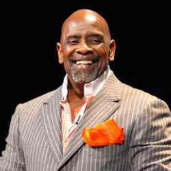 Author Chris Gardner