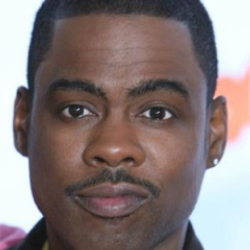 Author Chris Rock