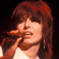 Author Chrissie Hynde