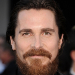 Author Christian Bale