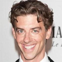 Author Christian Borle