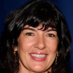 Author Christiane Amanpour