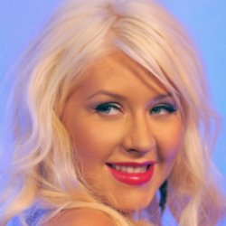 Author Christina Aguilera