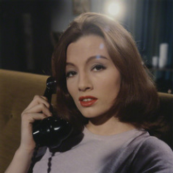 Author Christine Keeler