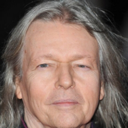 Author Christopher Hampton