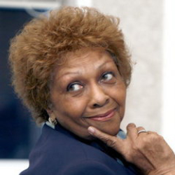 Author Cissy Houston