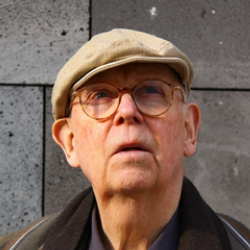 Author Claes Oldenburg