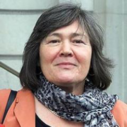 Author Clare Short