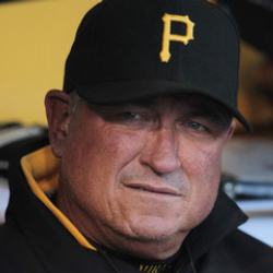 Author Clint Hurdle