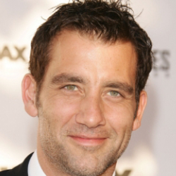 Author Clive Owen