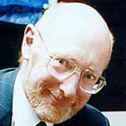 Author Clive Sinclair