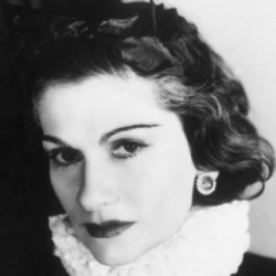 Author Coco Chanel