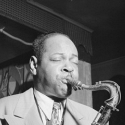 Author Coleman Hawkins