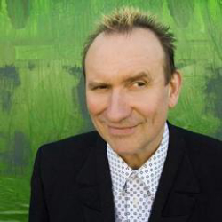 Author Colin Hay
