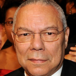 Author Colin Powell