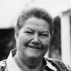 Author Colleen McCullough