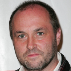 Author Colum McCann