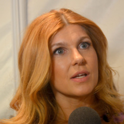 Author Connie Britton