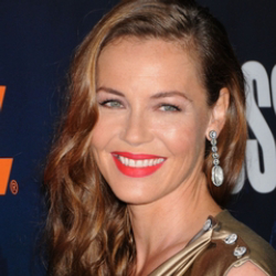 Author Connie Nielsen